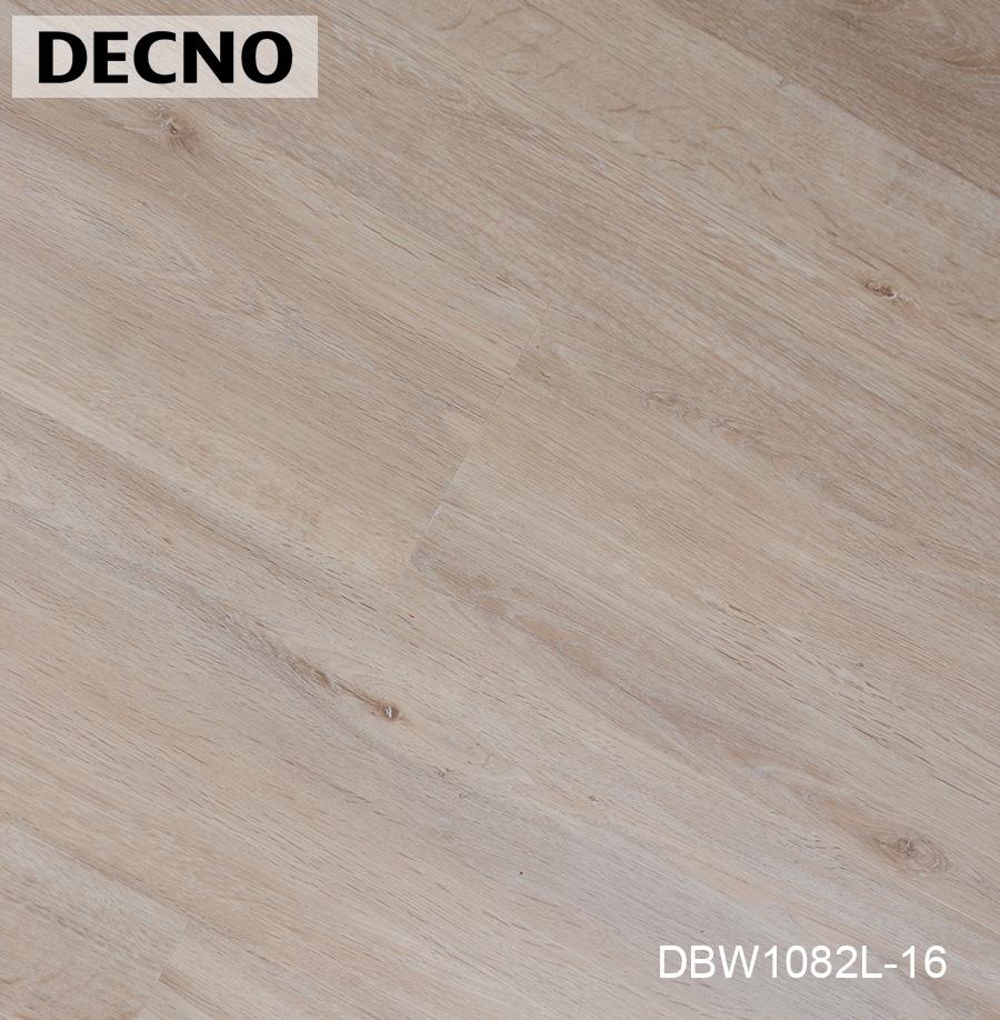 Core SPC Plastic Flooring With XPE