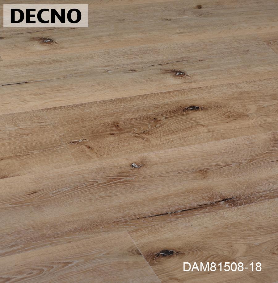 7mm Click WPC Vinyl Flooring Factory