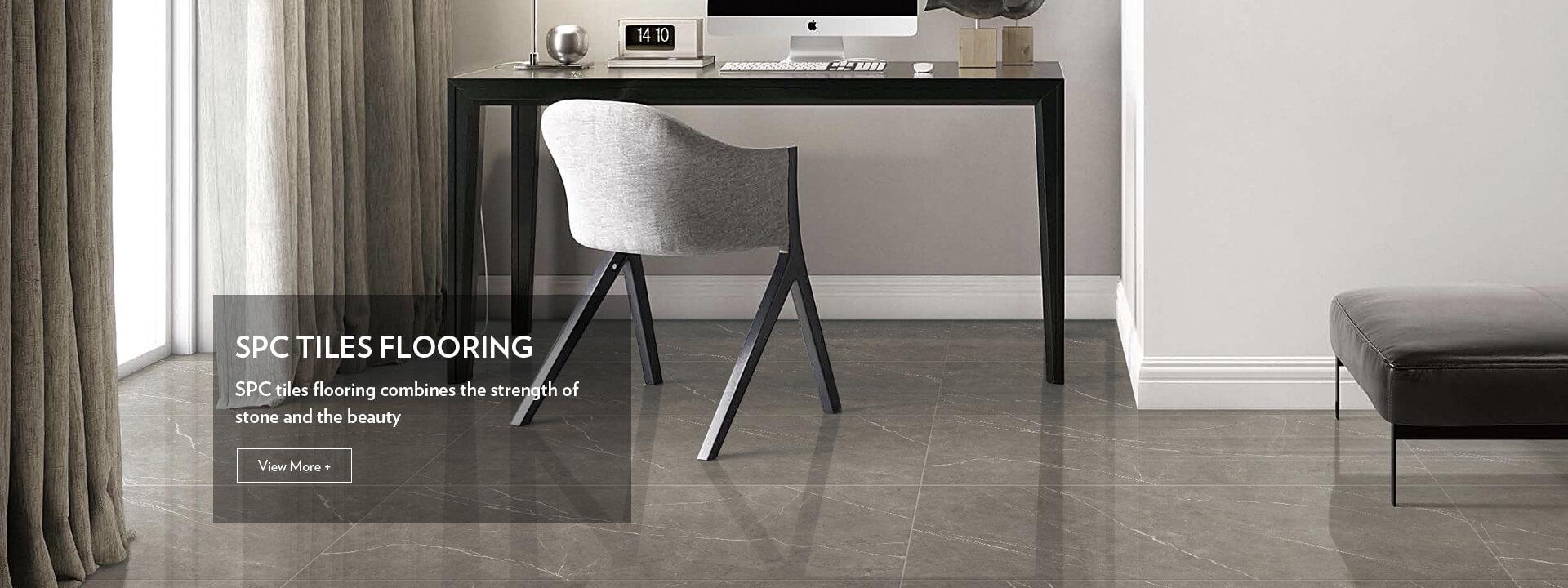SPC Tiles Flooring