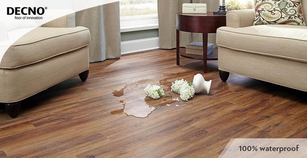 5.5mmWPC Flooring Waterproof Flooring