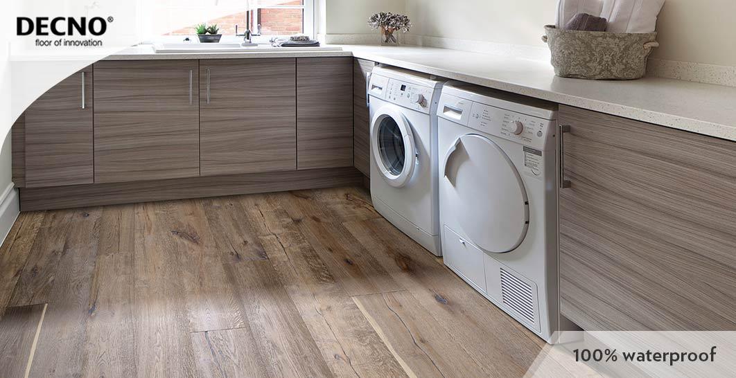 5.5mmWPC Flooring Wood Vinyl Flooring