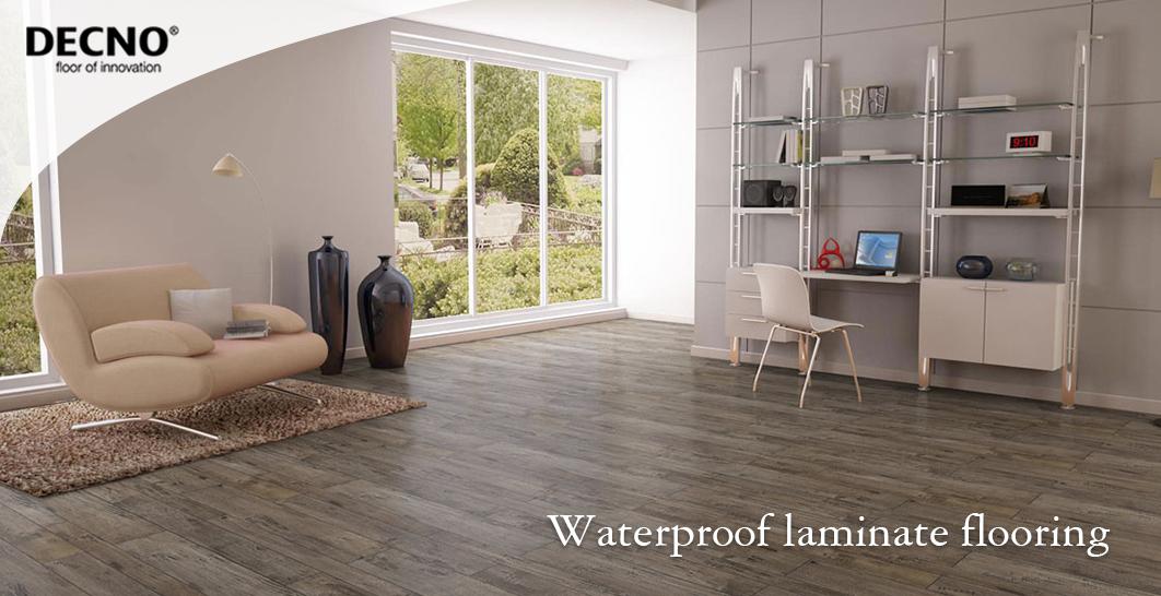 Waterproof Laminate Grey