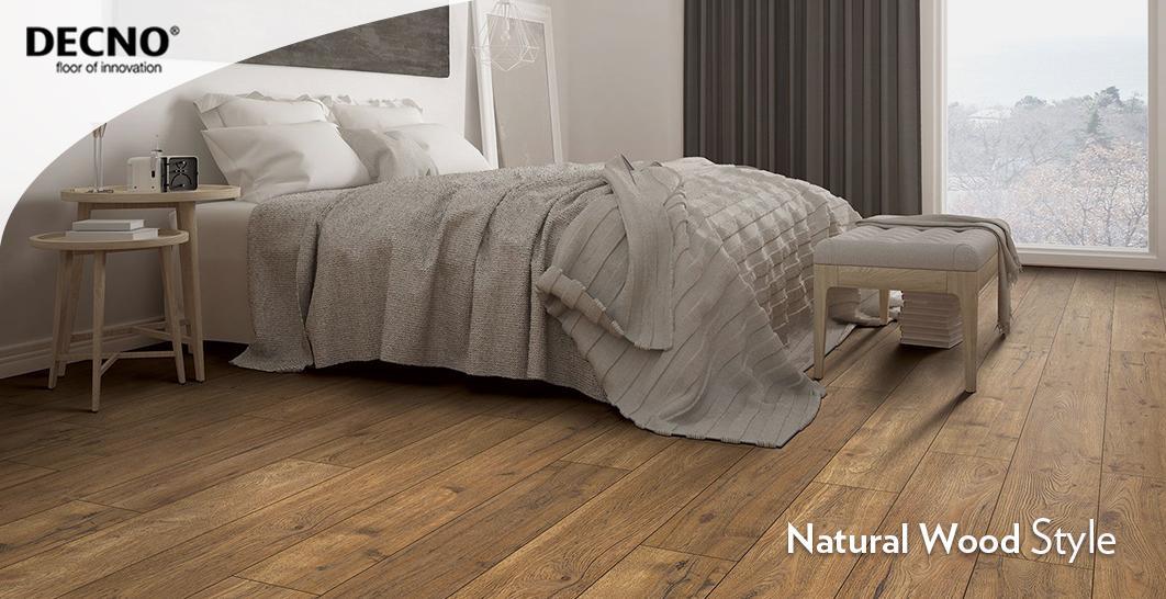 8mm White Laminate Flooring China