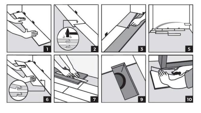 How to install SPC flooring?cid=18