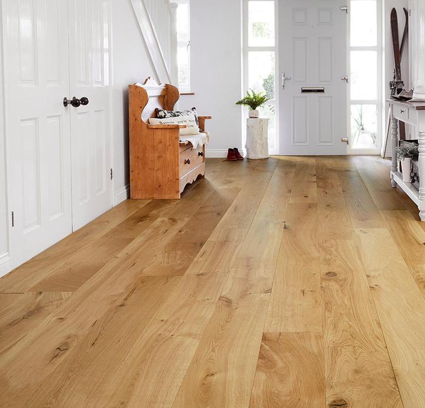 Advantages of Engineered Wood SPC Flooring