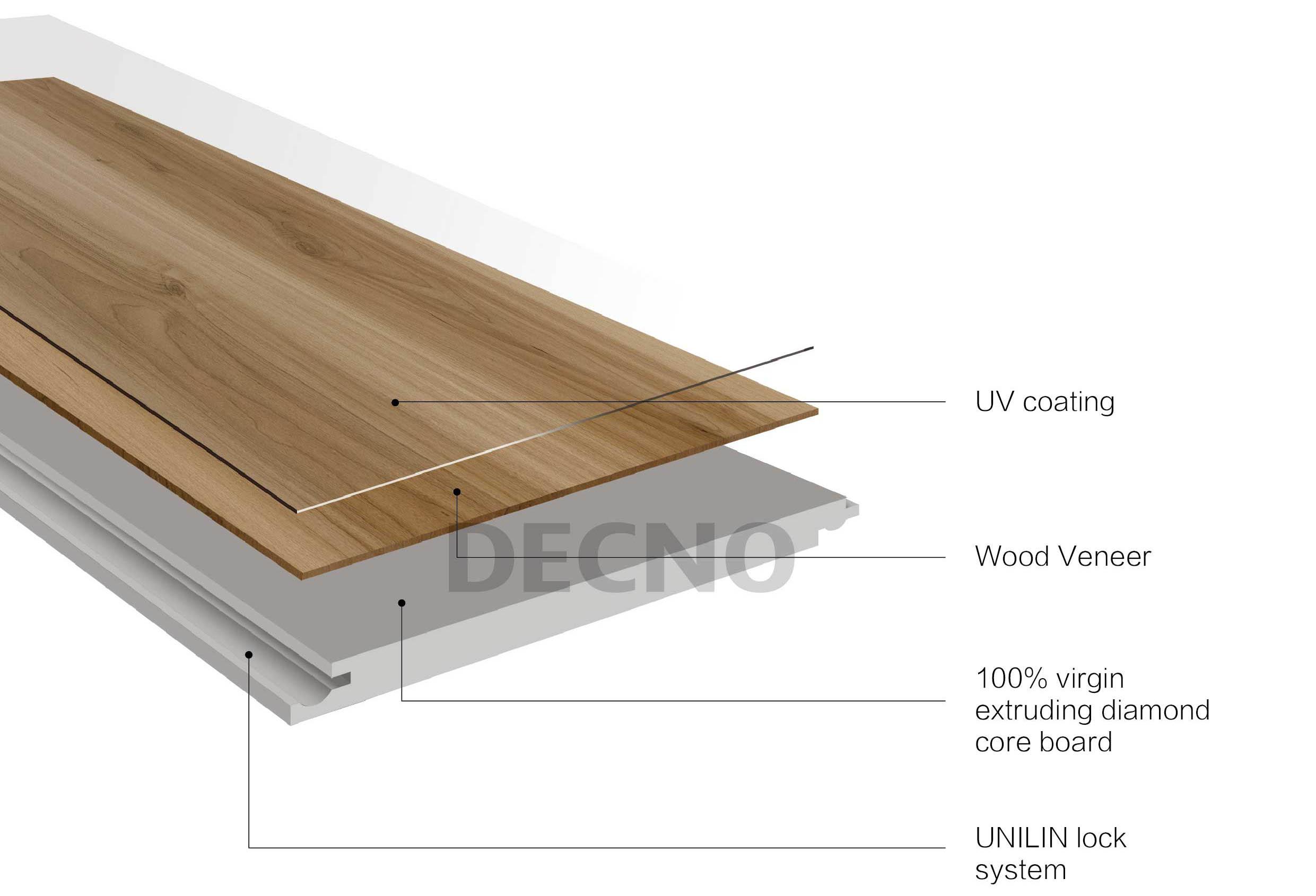 Wood rigid hybrids Flooring
