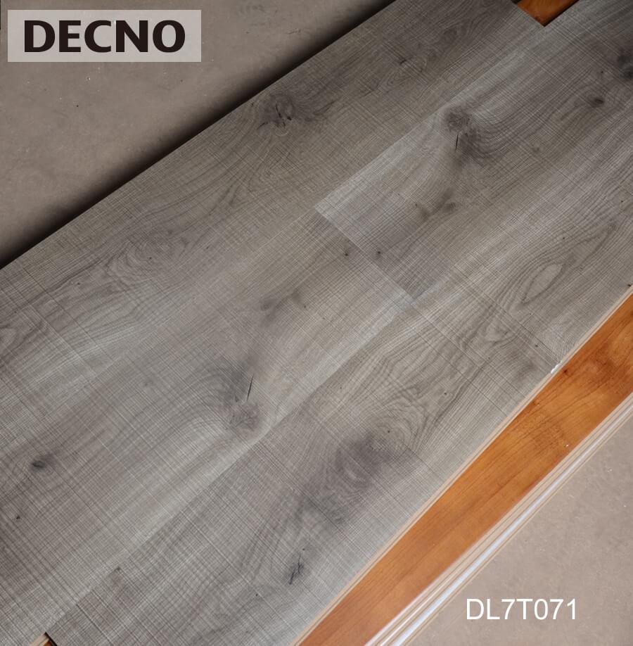 E.I.R. Laminate Flooring Grey White Laminate