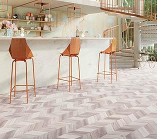 SPC Dryback Flooring