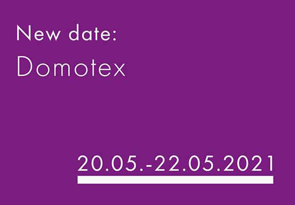 2021 Domotex Hannover postponed to May